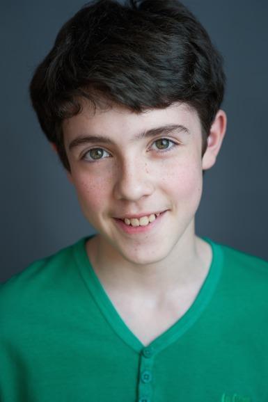 Junior actor headshots portfolio